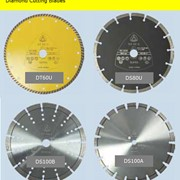 Diamond Cutting Blades