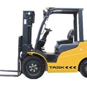 Ride On 4 Wheeler Gas Forklift | Task Forklifts