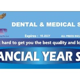 HIT Dental end of financial year sale 2014