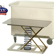 Linen Trolley - Mobile Polycon Tubs