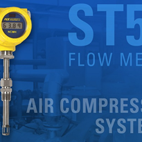 Air Flow Meter | Fluid Components International | ST50