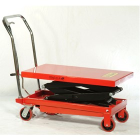 Hydraulic Scissor Lift Trolleys