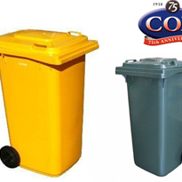 SuperiorPak - Sulo Wheelie Garbage Recycling Vegetation Bins
