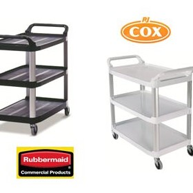 Utility Carts - By Rubbermaid X-tra