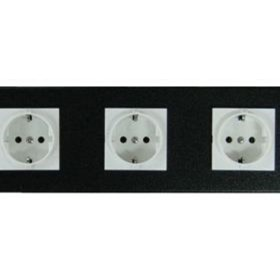 Power Strip | Schuko 7/3 Outlets