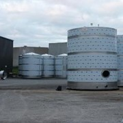 50kl Plinth Mounted Stainless Steel Tanks