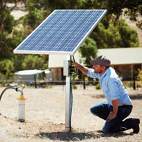 Solar Power Submersible Water Pump System | SUN-BUDDY™