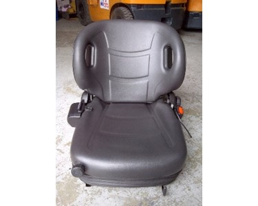 Seat with Seat Belt & Micro Switches | Wingback