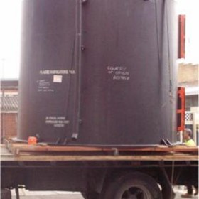 Custom Plastic Product Fabrication | Tanks