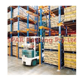 Drive In Pallet Racking | SPAR