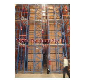 Double Deep Pallet Racking | SPAR