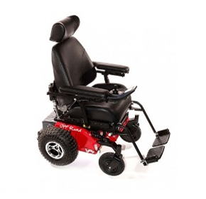 Off-Road RWD Electric Wheelchair | Frontier V4