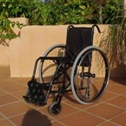 Ultra-Lite Wheelchair | K.I.S. Mk I