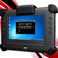 Rugged Full Function Windows-Based Tablet PC | RuggON 7""