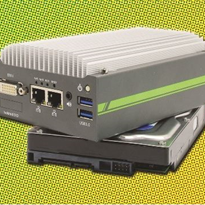 Disk Size Fanless Computer | Neousys Technology | POC-200