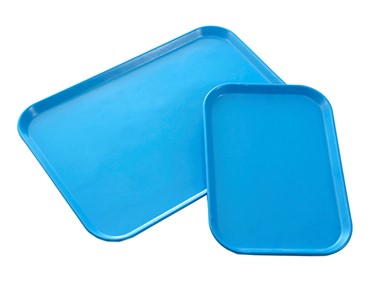 Trays 405 x 280mm & 560 x 405mm Blue
