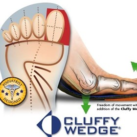 Orthotic Device | Cluffy Wedge