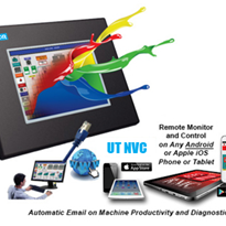 HMI Touch Screen Panel | Uticor UT3 Series