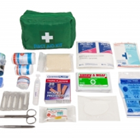 Soft Pack First Aid Kit | FAKSP01