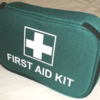 Basic First Aid Kit for Minor Injuries | Beauregard