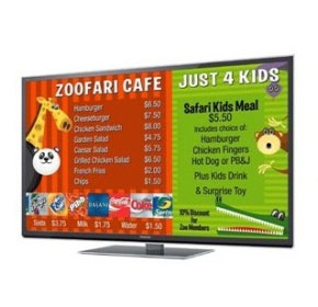 Menu Boards | HecCater