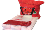 Spill Kit - Hazchem Eco Truck Bag 35L Absorbent Capacity (SKCET)