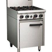 4 Burner Gas Oven | Cobra 600mm