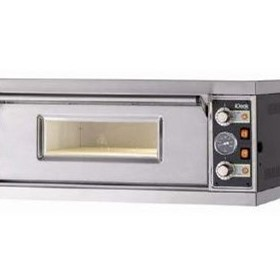 Electric Single Deck Pizza Oven | Moretti