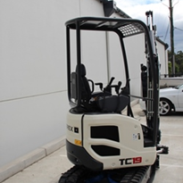 Mini Excavator | Terex TC-19