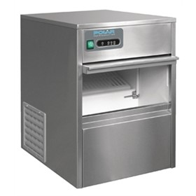 Under Counter Ice Maker | Polar Refrigeration | Stainless Steel
