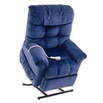 Electric Lift and Recline Chairs | Pride Mobility 585