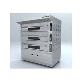 Modular Deck Ovens | Gas GF Series