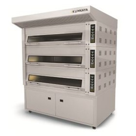 Modular Deck Ovens | Electric EF Series