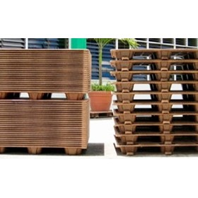 Nestable & Stackable Pallets | Presswood