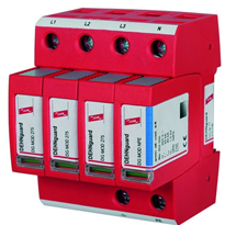 Surge Protection for Photovoltaic Systems  | DEHNguard