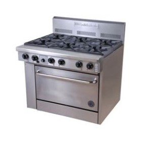 4-8 Gas Burner Ranges | Goldstein