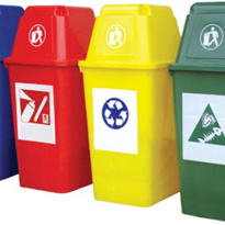 Industrial Rubbish Bin | BIN120