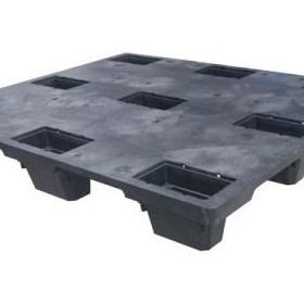 Medium Duty Nestable Plastic Pallets | PLASPAL36