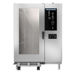 40 Tray Electric Heated Combi-Steamer Oven | E40SDW