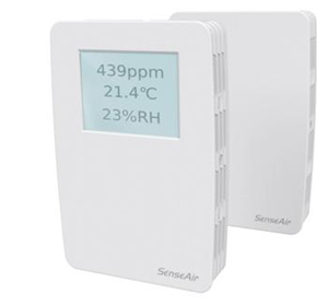 3-in-1 CO2/Temperature/Humidity Sensor | SenseAir tSense