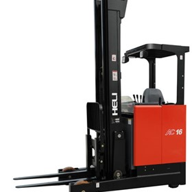 CQD Sit Down Reach Truck Electric Forklift | Heli