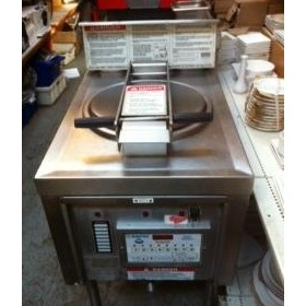 Used Deep Fryer | Pressurised