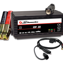 2/4A 12V International Automatic Charger/Maintainer | SCI200A