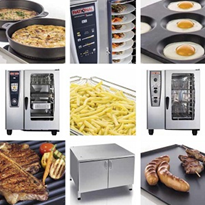 Rational's SelfCooking Center® 5Senses Original Accessories