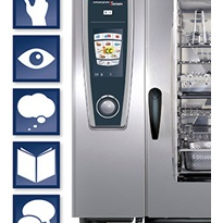 Intelligent Cooking System | SelfCookingCenter® 5Senses