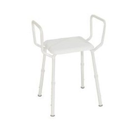 Padded Shower Chair with Arms | KA222ZAP
