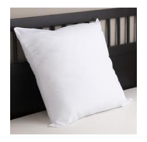 European Cotton Poly Pillow | Premium
