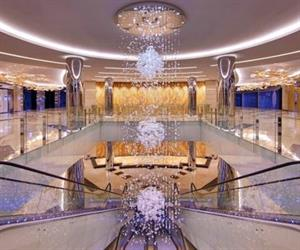 LED Flat Flex lighting was used in the lighting of the Etihad Towers, Abu Dhabi.