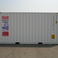 On-Site Shipping Containers | Tiger Containers