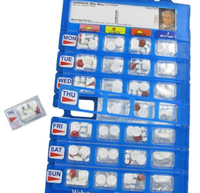 Medication Dispensers | Flexi-pak®